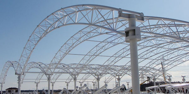 Manufacture of non-standard metal structures