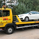 SOS tow truck