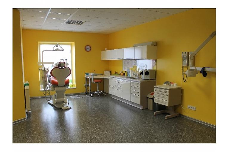 """SIA """"KF DENTAL"""", Siguldas reģionālā zobārstniecība Peltes, Zinātnes 1, Siguldas p., Siguldas n., LV-2150"""