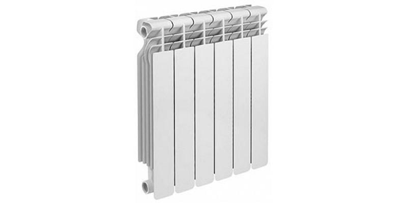 Bimetāla radiatori