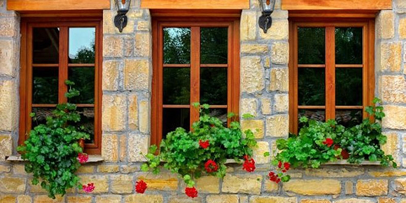 Wooden window insulation, Foaming
