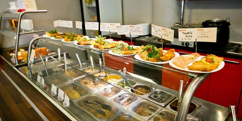 Gardumgardi pusdienu restorāni