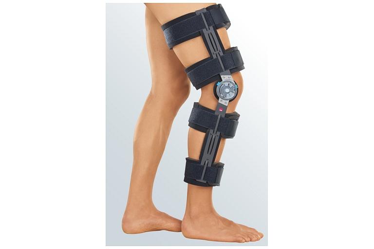 Funkcionālas, komfortablas ortozes nodrošina ātru atveseļošanos un pielāgošanos rehabilitācijas gaitai sākot ar pilnīgu immobilizāciju un pakāpeniski palielinot kustību apjomu.
