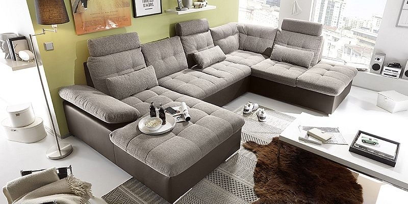 Jauni dīvāni - Vācu kvalitāte - We Furniture