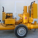 Groundwater lowering equipment
