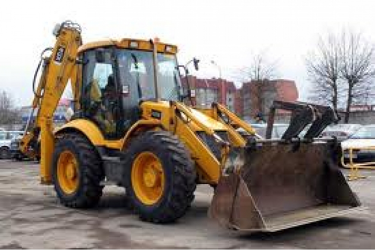 Excavator rental in Latgale
