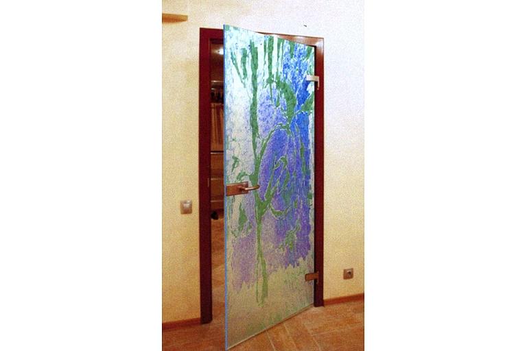 Glass: decorative, tinted