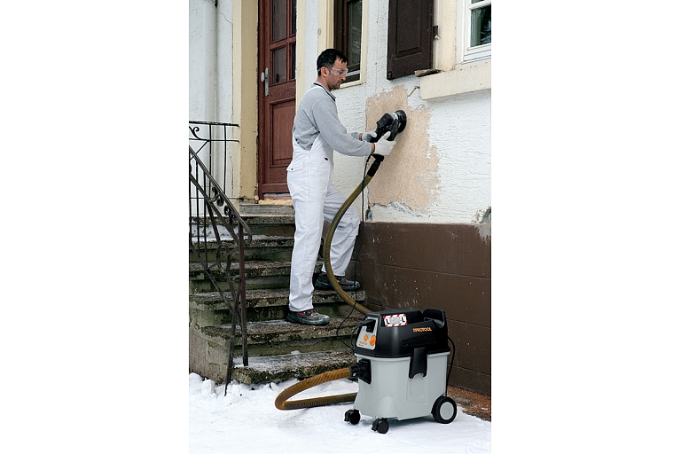 Cleaning works for surfaces