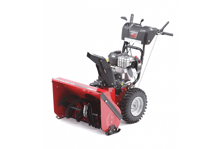 Snow blowers, snow cutters