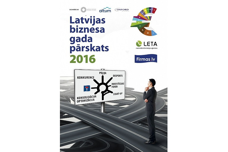 Information about Latvian Top companies