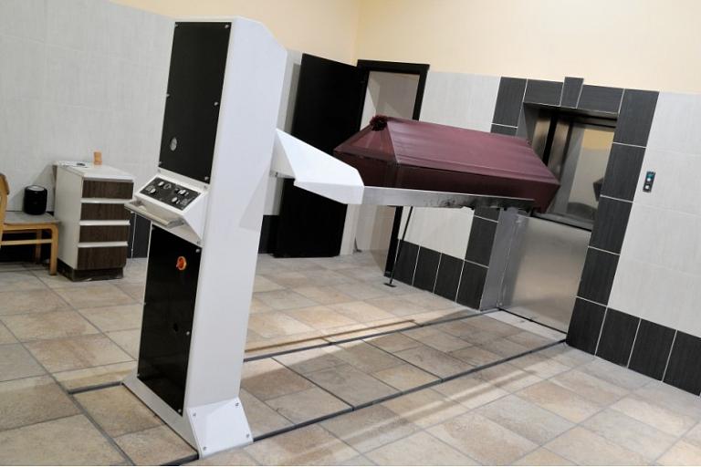 Kremācija, Rīgas kremācijas centrs-krematorija