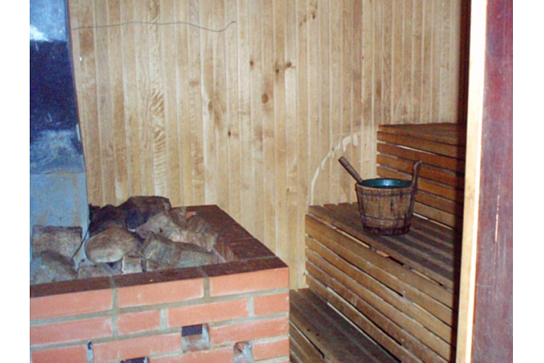 Banquet bathhouse in Kengarags