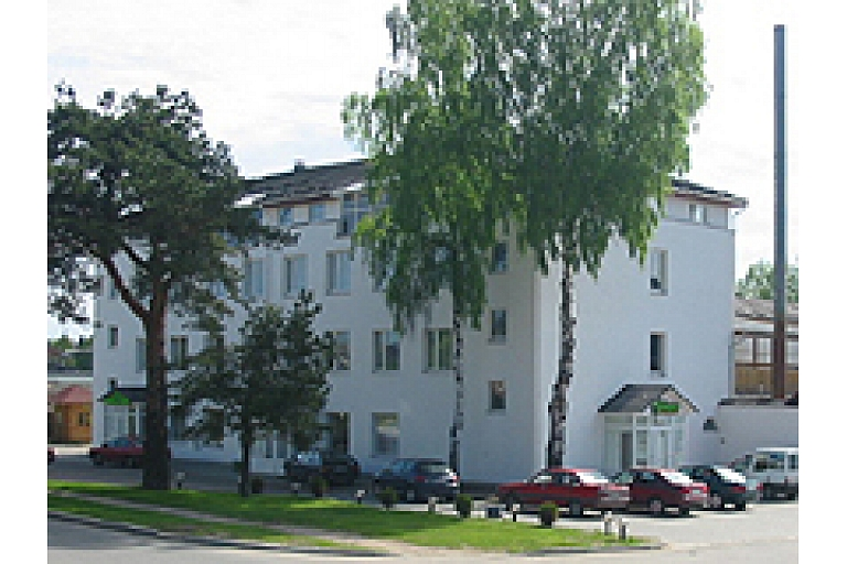 Accommodation at a cheap hotel in Valmiera, Valmiera. Guest house Vidzemes hotel