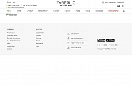 welcome.faberlic.com