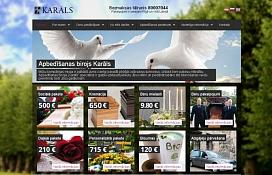 www.karals.lv