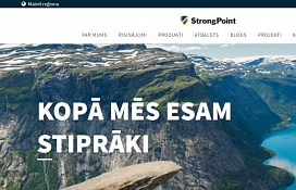 www.strongpoint.lv