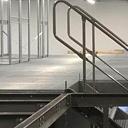 Daļējo stāvu konstrukcijas + ugunsizturības sistēmas