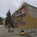 Ēku siltināšana, renovācija, fasādes atjaunošana