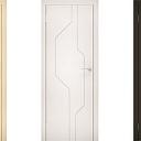 Emaljētas durvis