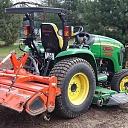 Traktoru noma
