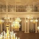 Restaurācija. Prezidenta pils lustras pēc restaurācijas