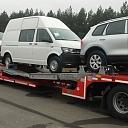 Auto un tehnikas transportešana