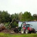 Zemes attīrīšana kvalitatīvāka nekā mežizstrāde