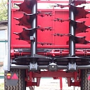 Agricultural trailers, manure spreaders