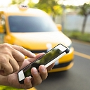 Заказать такси через веб-форму