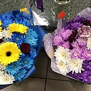 Ziedi, pušķi