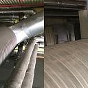 Ventilācijas tīrīšana rūpniecības un sabiedriskām ēkām