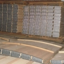 Pallet frames, pallet frame production PalWood Ltd.
