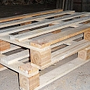 Pallet boards, pallets, PalWood