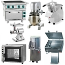 Profesionālās virtuves un veļas mazgāšanas iekārtas