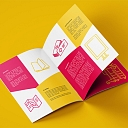 Printing of advertising materials - booklets