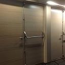 Skaņu izolējošas durvis