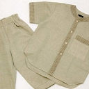 Children's linen clothes