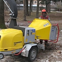 Machinery rental