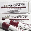 NBF Gingival Gel oral care product