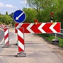 Satiksmes organizācija ceļu būvdarbu laikā