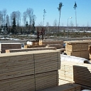 Sale of timber materials