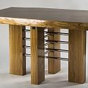 Masīvkoka galdi
