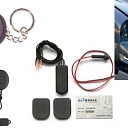 Car protection systems (Alarms, motorcycle alarm systems, immobilizers, secret switches)
