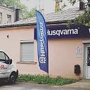 Husqvarna veikals-serviss Daugavpilī