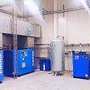 Industrial compressors and air systems