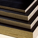 Laminated plywood