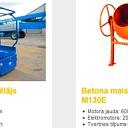 Celtniecības instrumentu, elektroinstrumentu un dārza tehnikas noma