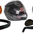 Mopēdu un motociklu rezerves daļas