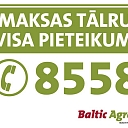 Baltic Agro Machinery tehnikas serviss
