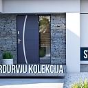 House exterior doors
